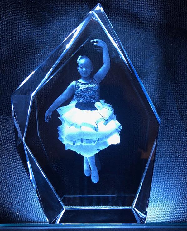 3D Prestige Crystal