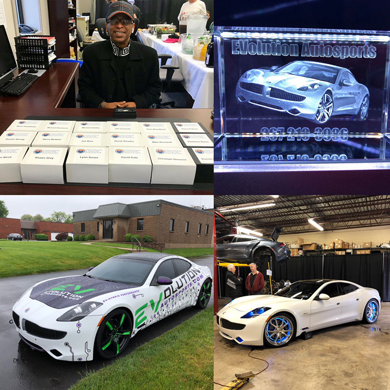3rd Annual Northeast Fisker Karma Owners Event