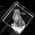 Corner Cut Cube Crystal - Customer Review